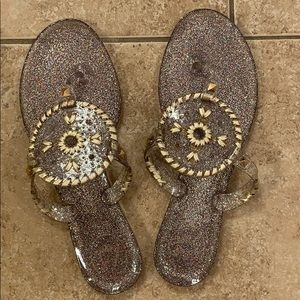 New in Box Jack Rogers Jelly Sandals